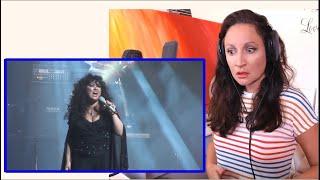 Vocal Coach Reacts - Amanda Miguel - El Me Mintio