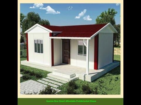 Prehab House Design In Nepal| Rabi Christian Metal Workshop|