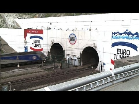 Tunnel between UK and France marks 20th anniversary