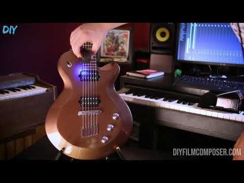 DIY Apprehension Engine 4  - Heavy Metal (Guitar)