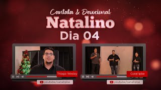 """Cantata & Devocional - Dia 04 - Thiago Wesley & Música: """"Canção dos Magos"""""""