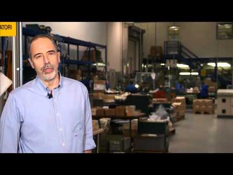 Intervista per Confindustria Monza Brianza TV - YouTube