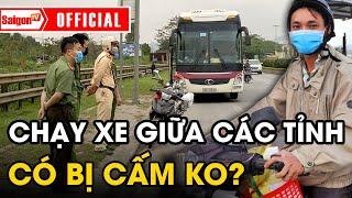Tình hình COVID-19 mới nhất tại Việt Nam hôm nay ngày 3/4 - Có hay không cấm di chuyển giữa các tỉnh