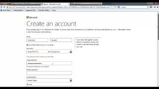 So erstellen Sie einen E-Mail-Konto auf Hotmail erstellen einer e-mail-Konto auf Hotmail