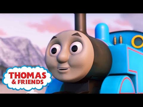 Thomas is too loud!  Thomas & Friends UK Thomas & Friends New Episodes Cartoons for Children