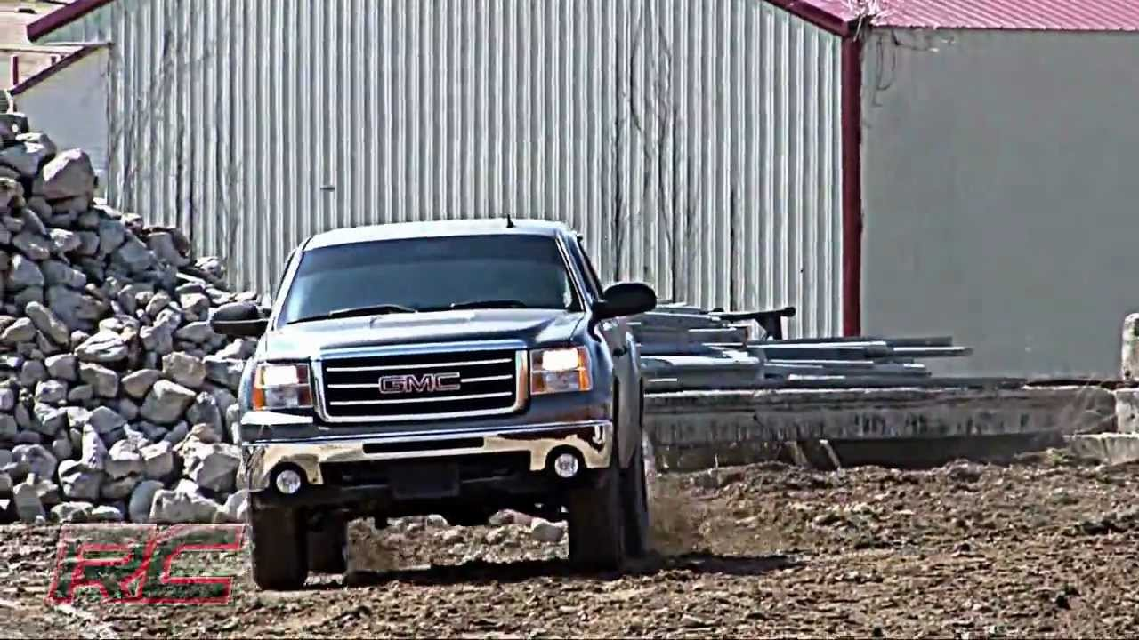 Chevy gmc 4wd 1500 pickup 27220 rough country suspension systems - Rough Country S 4 75 Combo Lift Kit Chevy Gmc 2007 Up 4wd 1500 579 95 Youtube