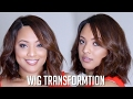 How To ⇢ CUT, COLOR & STYLE BOB WIG! Her Hair Company