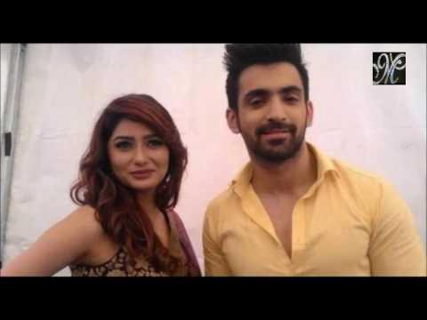 Belakang Layar Jumpa Fans Arjit Taneja & Leena 'Lonceng Cinta'