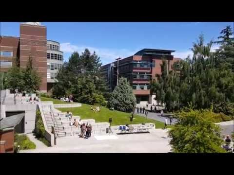 Seattle University Timelapse