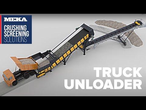 Truck Unloader System-MEKA
