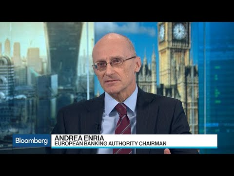 Andrea Enria Is Less Worried About Nonperforming Loans In Europe