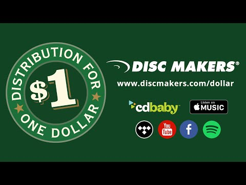 ENDED: Music Distribution For $1! How To Get Your Music On Spotify, iTunes & More