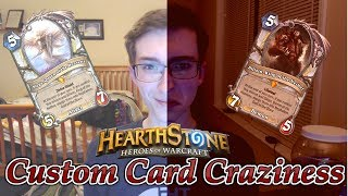 Custom Card Craziness Merge Theme