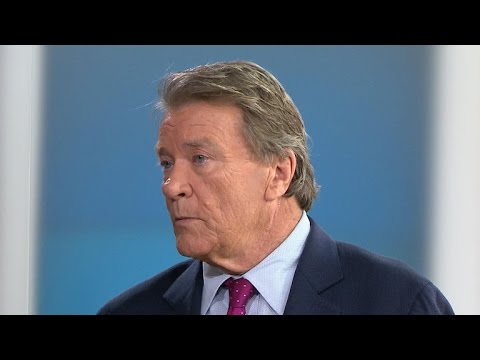 "Amtrak chief talks infrastructure with ""60 Minutes""' Steve Kroft"