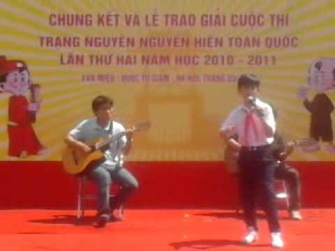 Nồng nàn Hà Nội ~  học sinh THCS Nguyễn Du