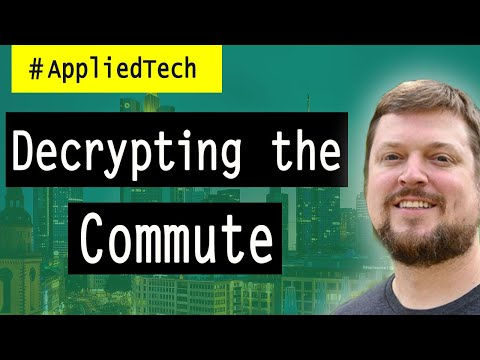 Decrypting the Commute