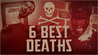 Top 6 Best Deaths in Film Riot