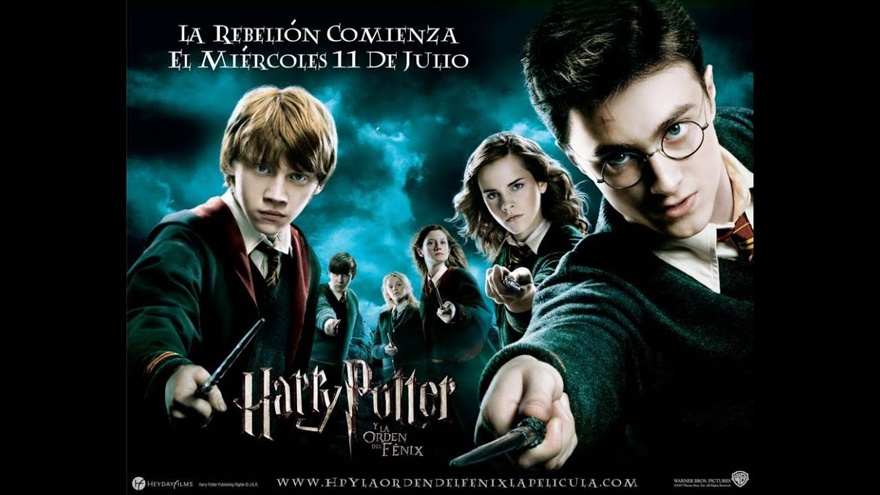 Harry Potter 5 Online