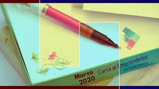 Carta al emprendedor 2020 Coronavirus hoy
