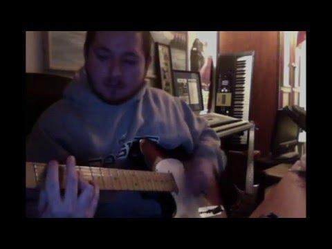 """Gang Starr """"Full Clip"""" on Guitar"""