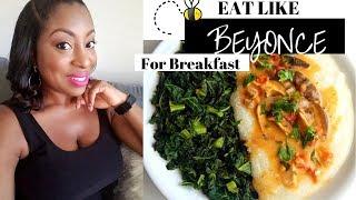 Eat Like BEYONCE for Breakfast  22 Days Nutrition I Vegan Shrimp &amp Grits
