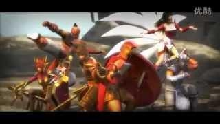 League of Legends - LaLaLa DemaCia Season 2 Trailer Sub.Eng.
