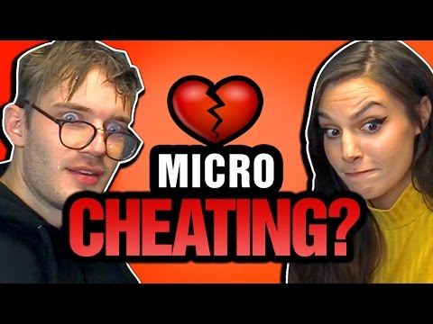 IM CHEATING?!