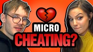 I'M CHEATING?! thumbnail