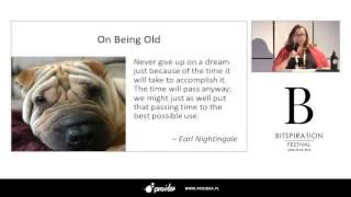 Bitspiration 2015-  The Startup Slog (Beth Kolko)