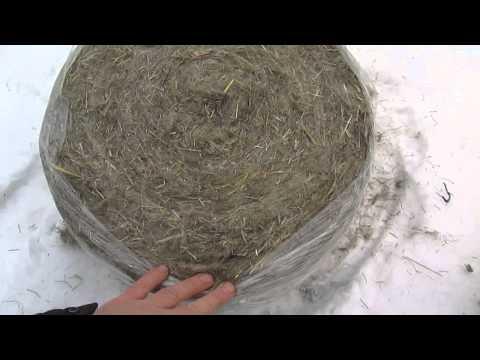 Пакля льняная в рулоне - рулонная