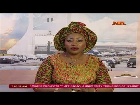 NTA Network Good Morning Nigeria 26/1/18