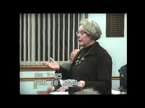 Rouses Point Village Board Meeting  2-18-03