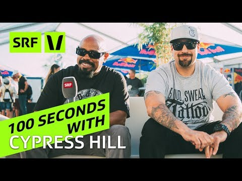 Cypress Hill: 100 Seconds with Sen Dog and B-Real