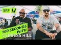 Capture de la vidéo Cypress Hill: 100 Seconds With Sen Dog And B-Real