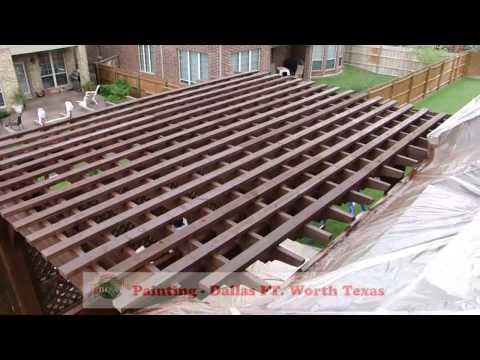 deck-staining- -pergola,-gazebo,-decks,-painting- -dallas-ft.-worth-texas