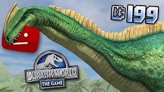 ANOTHER HYBRID CREATED!! || Jurassic World - The Game - Ep199 HD