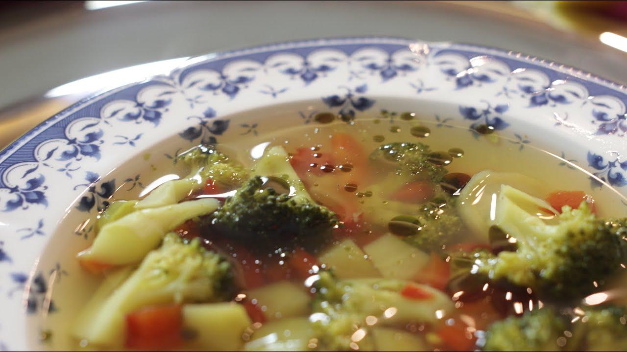 108 Rozgrzewająca Zupa Z Warzyw Bezglutenowa Kuchnia Wegańska Atelier Smaku