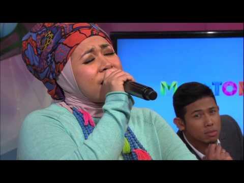 "MeleTOP - Persembahan LIVE Melly Goeslaw ""Cinta & Ibadah"" [12.08.2014]"