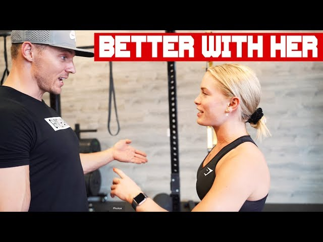 SIZZLE TRAINING WITH A PARTNER || SUMMER SIZZLE WORKOUT EP 2