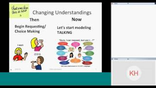 Webinar Access to Core Vocabulary Using 3D...