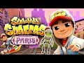Subway Surfers Gameplay | Tagbot en Paris y Mystery Box | Juego para niños
