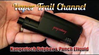kangertech kanger dripbox rda squonk box punch eliquid