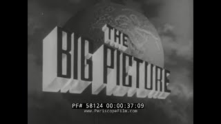OCCUPATION OF JAPAN BY U.S. ARMY   BIG PICTURE TV SHOW  58124