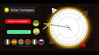 "Video Solar Compass  ""No magnetic sensor needed"" download MP3, 3GP, MP4, WEBM, AVI, FLV Mei 2018"