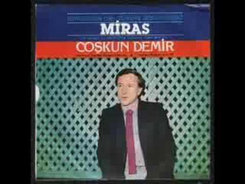 Coşkun Demir - Miras (1981)