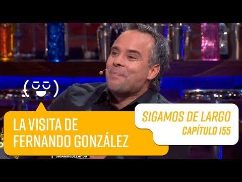 Capítulo 158: Fernando González l Sigamos de Largo
