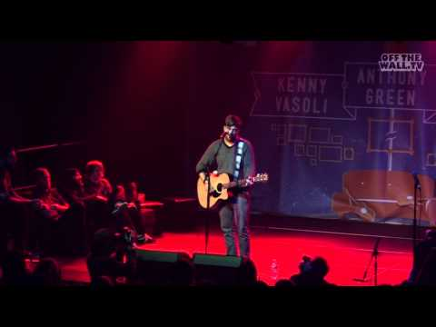 "Anthony Green - ""Blood Song"" Live from the House of Vans"