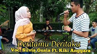Deritamu Deritaku (Rhoma Irama & Riza Umami) - Cover Dangdut