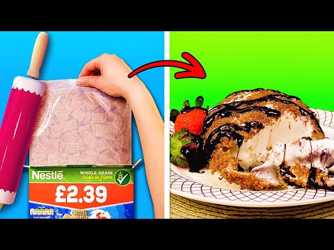 32 EASY RECIPES TO IMPROVE YOUR COOKING SKILLS || Kitchen Tricks by 5-Minute Recipes!