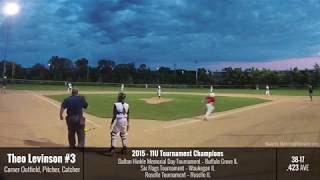 Download Theo Levinson 10U-14U Baseball Highlight Hits